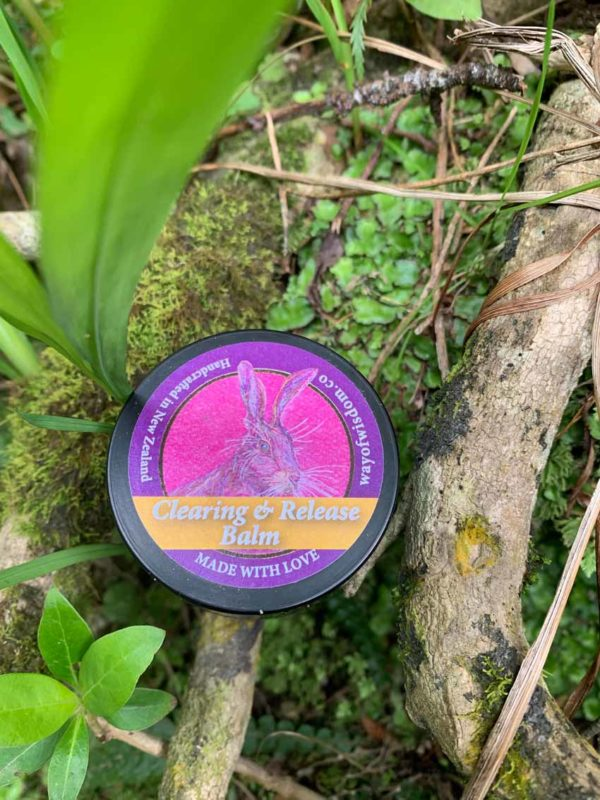 Clearing and Release Balm Top