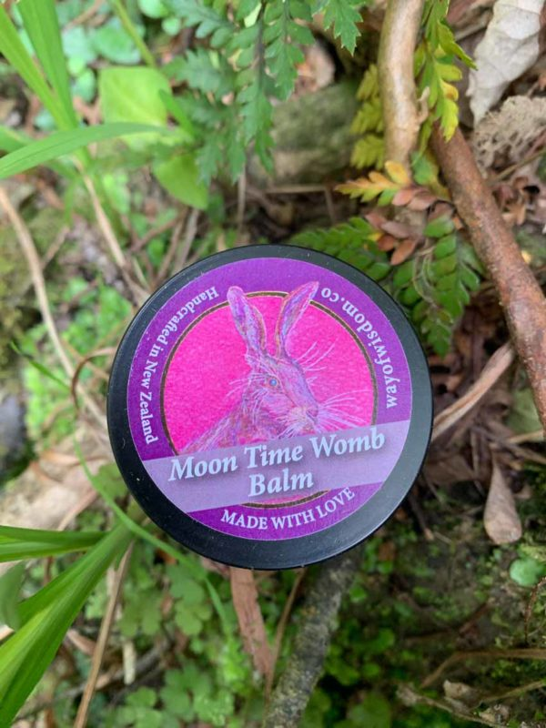 Moon Time Womb Balm Top Image