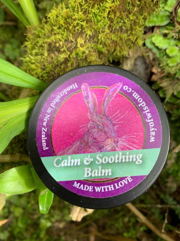 Top of Calm and Soothing Balm